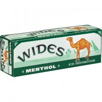 Camel Wides Menthol Box cigarettes 10 cartons