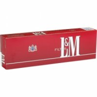 L&M Red cigarettes 10 cartons