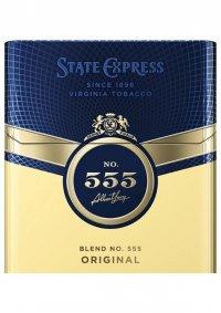 STATE EXPRESS 555 ORIGINAL Cigarettes 10 Cartons