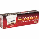 Sonoma Red Kings cigarettes 10 cartons