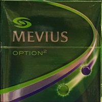 Mevius Option Green cigarettes 10 cartons