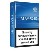 MAYFAIR KING SIZE CIGARETTES 10 cartons
