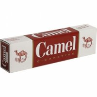 Camel Regular Non-filter cigarettes 10 cartons