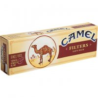 Camel King Filters Soft Pack cigarettes 10 cartons