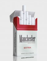 Manchester extra king size cigarettes 10 cartons