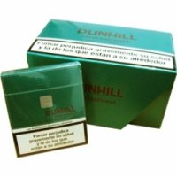 Dunhill International green box cigarettes 10 cartons