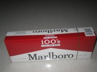 Marlboro Red 100s Cigarettes Tobacco (10 Cartons)