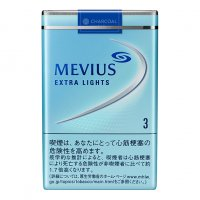 MEVIUS EXTRA LIGHTS KS soft pack cigarettes 10 cartons