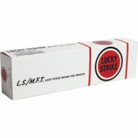 Lucky Strike Regular Non-filter cigarettes 10 cartons