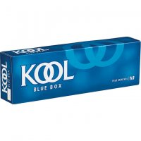 Kool Menthol Blue box cigarettes 10 cartons