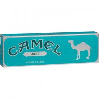 Camel Jade Turkish Blend Menthol Box cigarettes 10 cartons