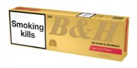 Benson & Hedges Special Filter Cigarettes 10 cartons