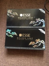 ESSE Gold Leaf limited edition cigarettes 10 cartons