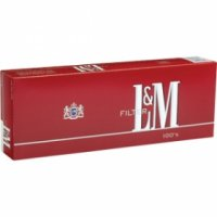 L&M Red 100's Cigarettes 10 cartons