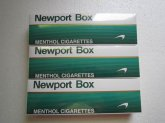 Newport Short Cigarettes (4 Cartons)