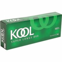 Kool Super Longs Menthol 100'S Box cigarettes 10 cartons