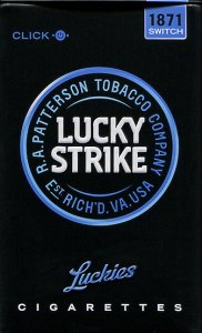 Lucky Strike Switch cigarettes 10 cartons
