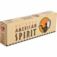American Spirit Non-filter King cigarettes 10 cartons