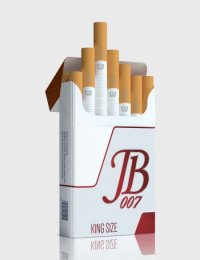 Manchester JB 007 Red King Size cigarettes 10 cartons