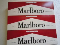 Marlboro Red Cigarettes Regular Tobacco(10 Cartons)