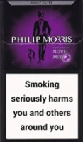 Philip Morris Novel Mix cigarettes 10 cartons