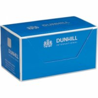 Dunhill International Blue box cigarettes 10 cartons