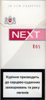Next Ros 20 Slim Cigarettes 10 cartons