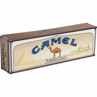 Camel Turkish Gold King box cigarettes 10 cartons