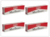 Marlboro Red 100s Cigarettes (40 Cartons)