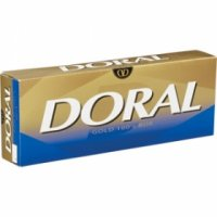 Doral Gold 100's cigarettes 10 cartons