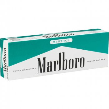 Marlboro Menthol King Soft Pack cigarettes 10 cartons