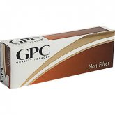 GPC King Non-Filter Soft Pack cigarettes 10 cartons