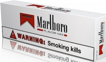 Marlboro Flavor MIX Cigarettes 10 cartons