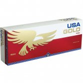 USA Gold Red 100's cigarettes 10 cartons