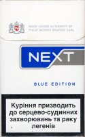 Next Blue Edition Cigarettes 10 cartons