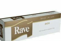 Rave Gold Kings cigarettes 10 cartons