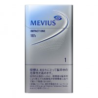 MEVIUS IMPACT ONE 100s BOX cigarettes 10 cartons