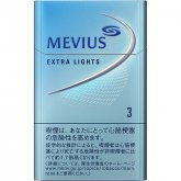 MEVIUS EXTRA LIGHTS BOX cigarettes 10 cartons