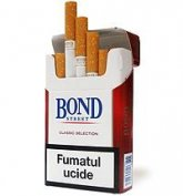 Bond Street Classic Selection cigarettes 10 cartons