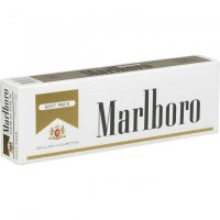 Marlboro Gold Pack Soft Pack cigarettes 10 cartons