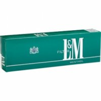 L&M Menthol Kings Cigarettes 10 cartons