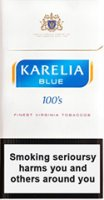 KARELIA BLUE 100S cigarettes 10 cartons