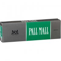 Pall Mall Classic Menthol 85's Box cigarettes 10 cartons