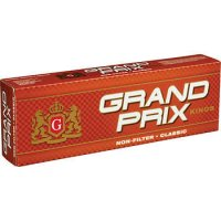 Grand Prix Non-Filter King Soft Pack cigarettes 10 cartons