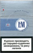 L&M BLU 83 Slims Cigarettes 10 cartons