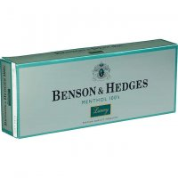 Benson & Hedges Menthol 100's Luxury, Soft Pack -10 cartons