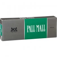Pall Mall Classic Menthol 100's Box cigarettes 10 cartons