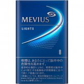 MEVIUS LIGHTS BOX cigarettes 10 cartons