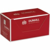 Dunhill International Red box cigarettes 10 cartons