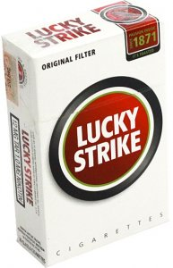 Lucky Strike Original cigarettes 10 cartons